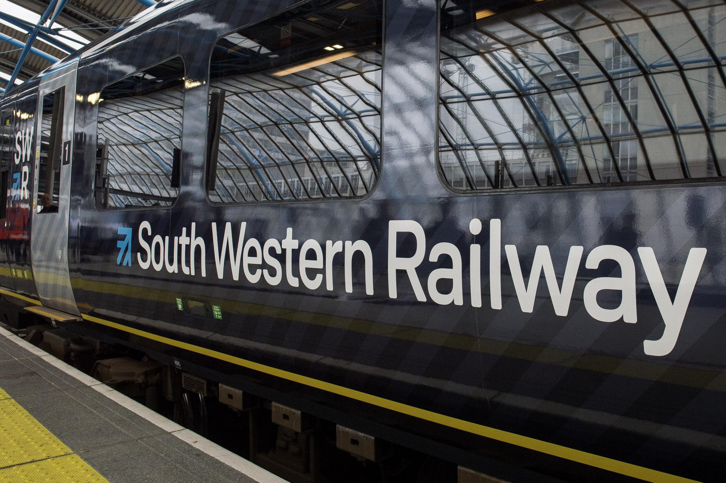 Strike action on South Western Railway on Friday and Saturday